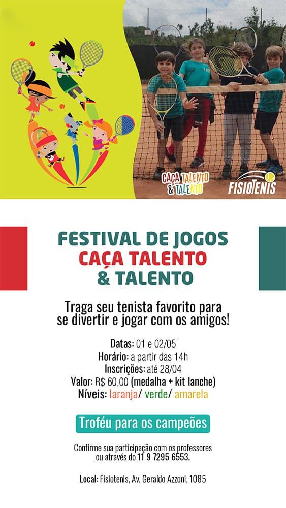 Cartaz Festival