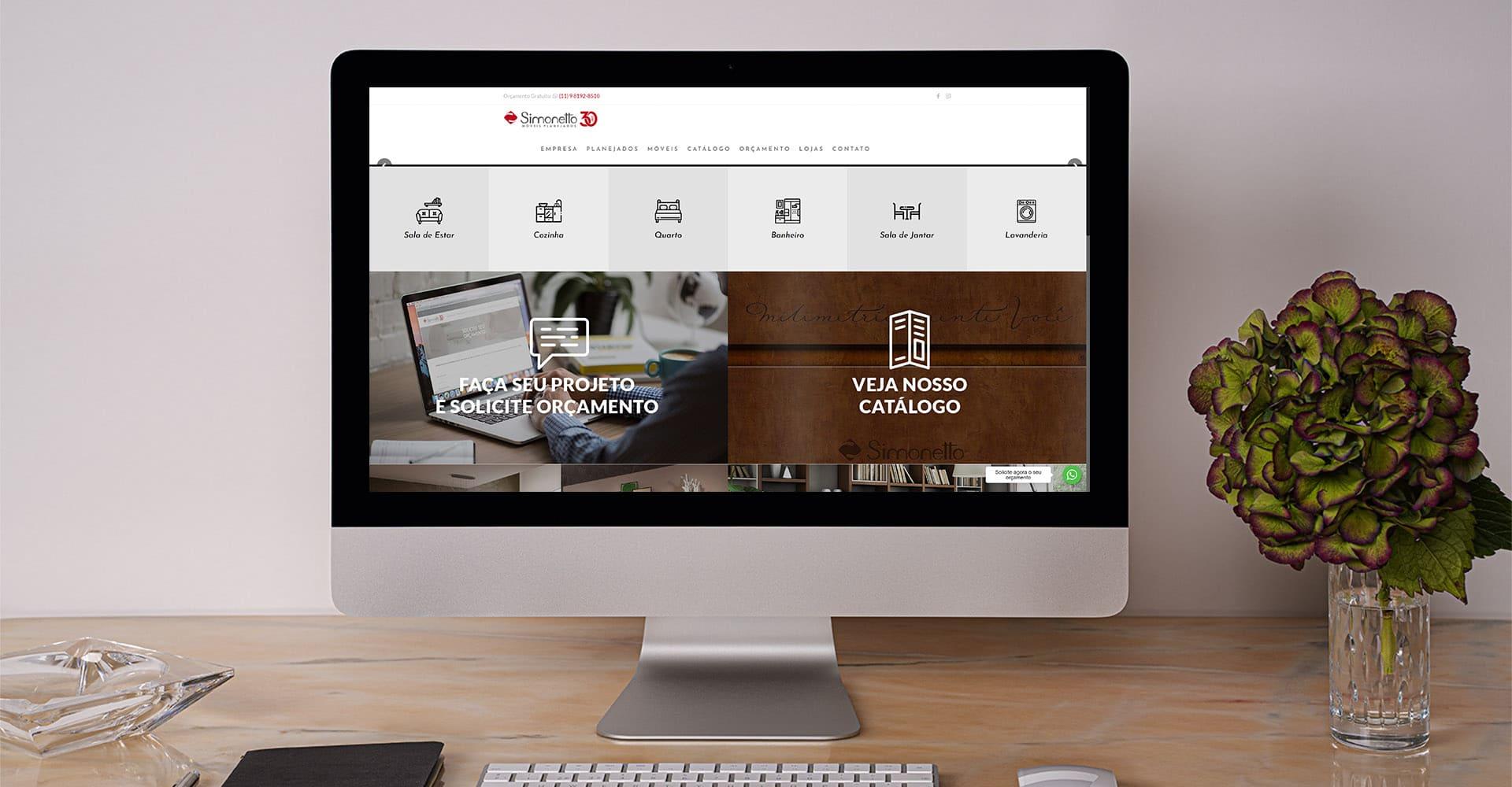 Simonetto Novo Site